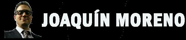 Web Oficial de Joaquín Moreno